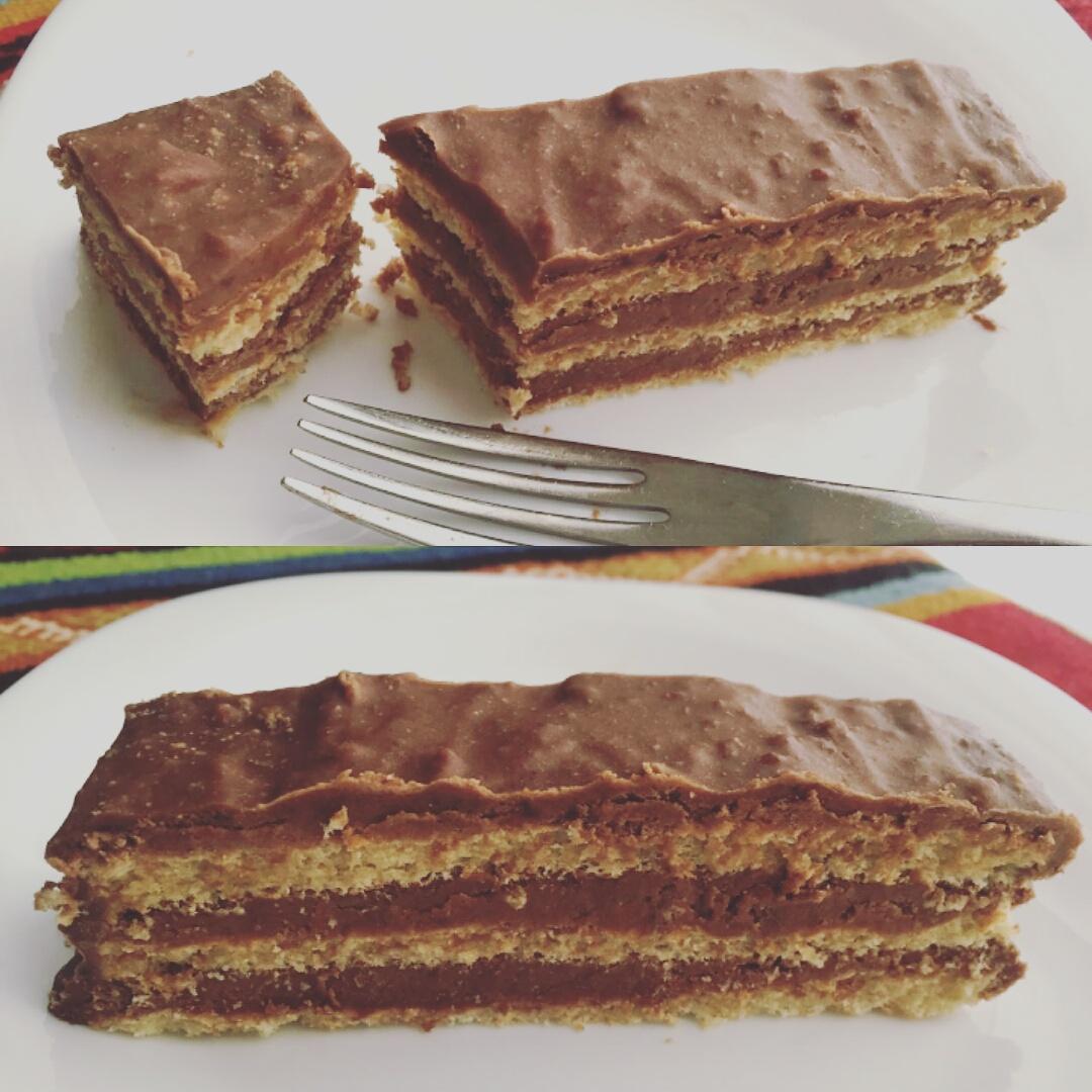 Draganina torta bez šećera