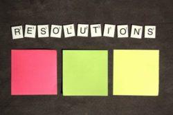 Novogodišnja rezolucija